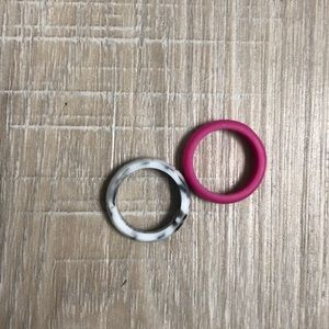 Qalo Ring Set